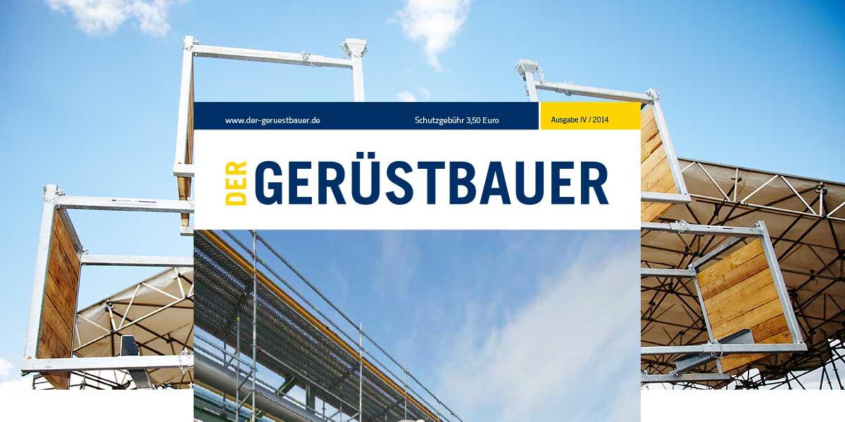 """""""Der Grüstbauer"""" über GEROFIXS"""